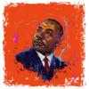 MLK Print Timed Edition - George Floyd