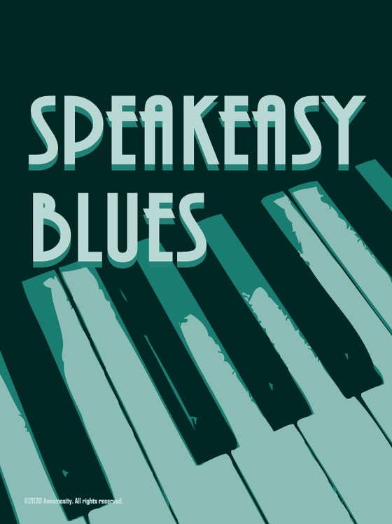 Image of SpeakEasy Blues - Lotion Bar