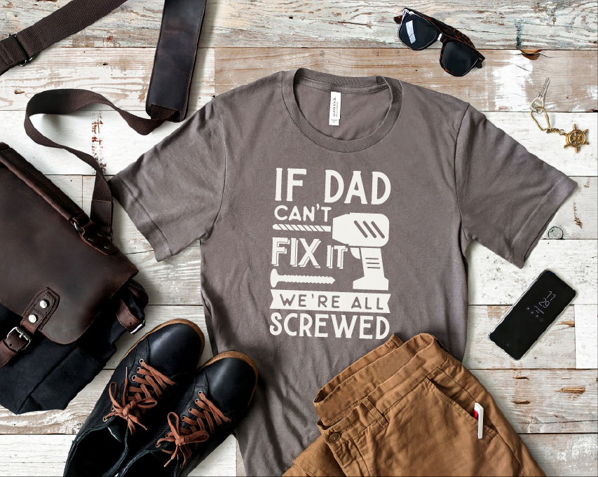 Image of If Dad Can't Fix It