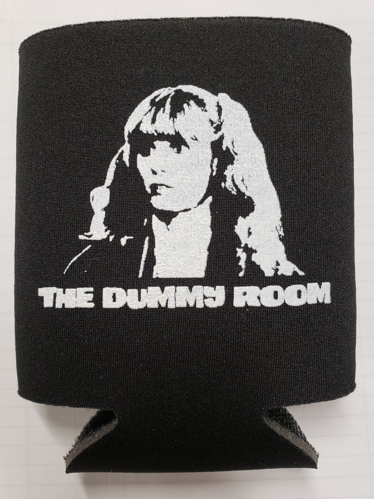 "Image of Dummy Room ""Riff"" Can Coozie"