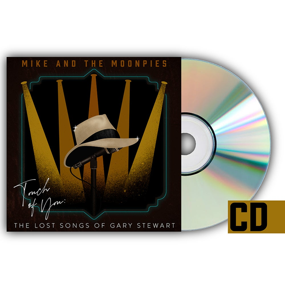Image of CD  - 'Touch of You: The Lost Songs of Gary Stewart'