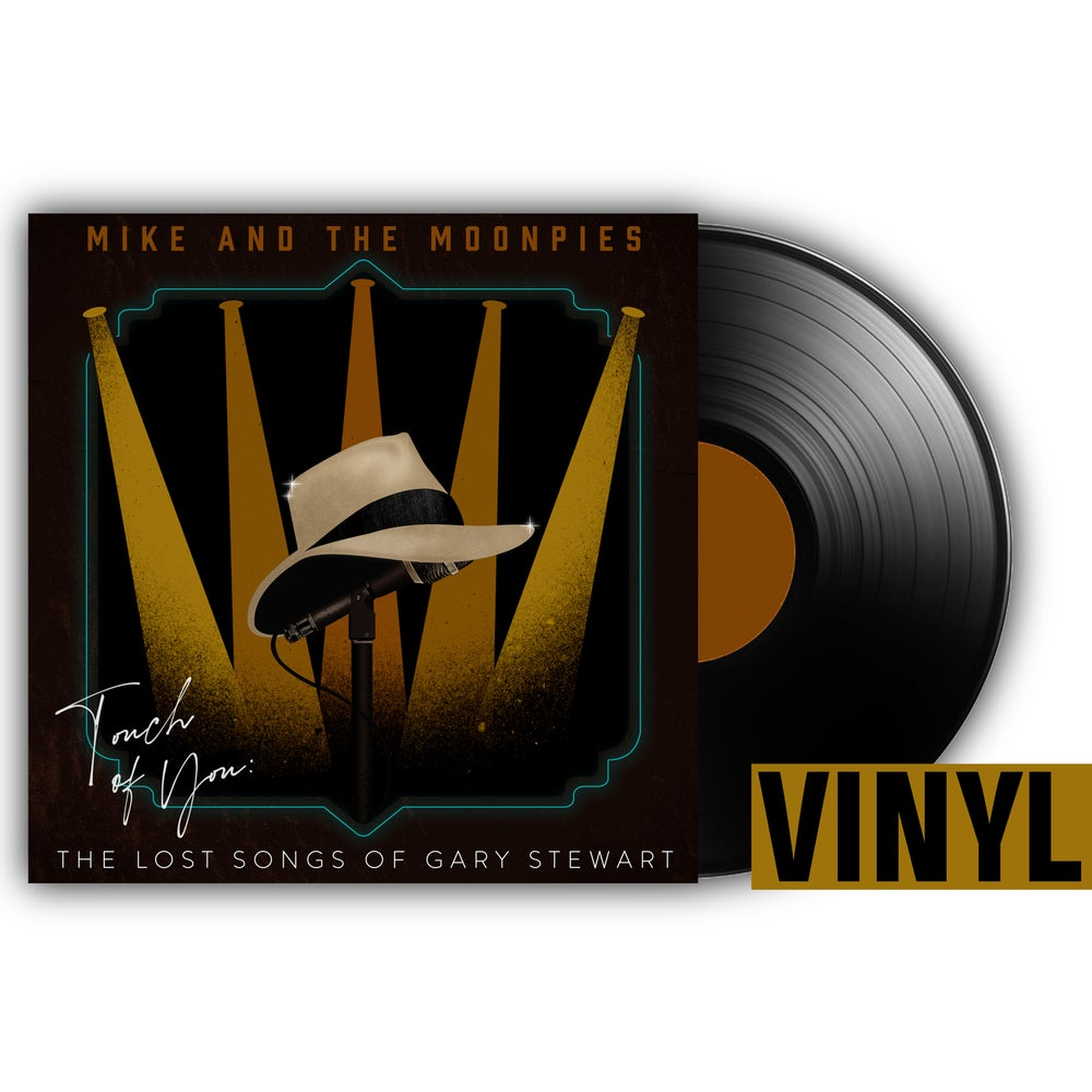 Image of VINYL - 'Touch of You: The Lost Songs of Gary Stewart'