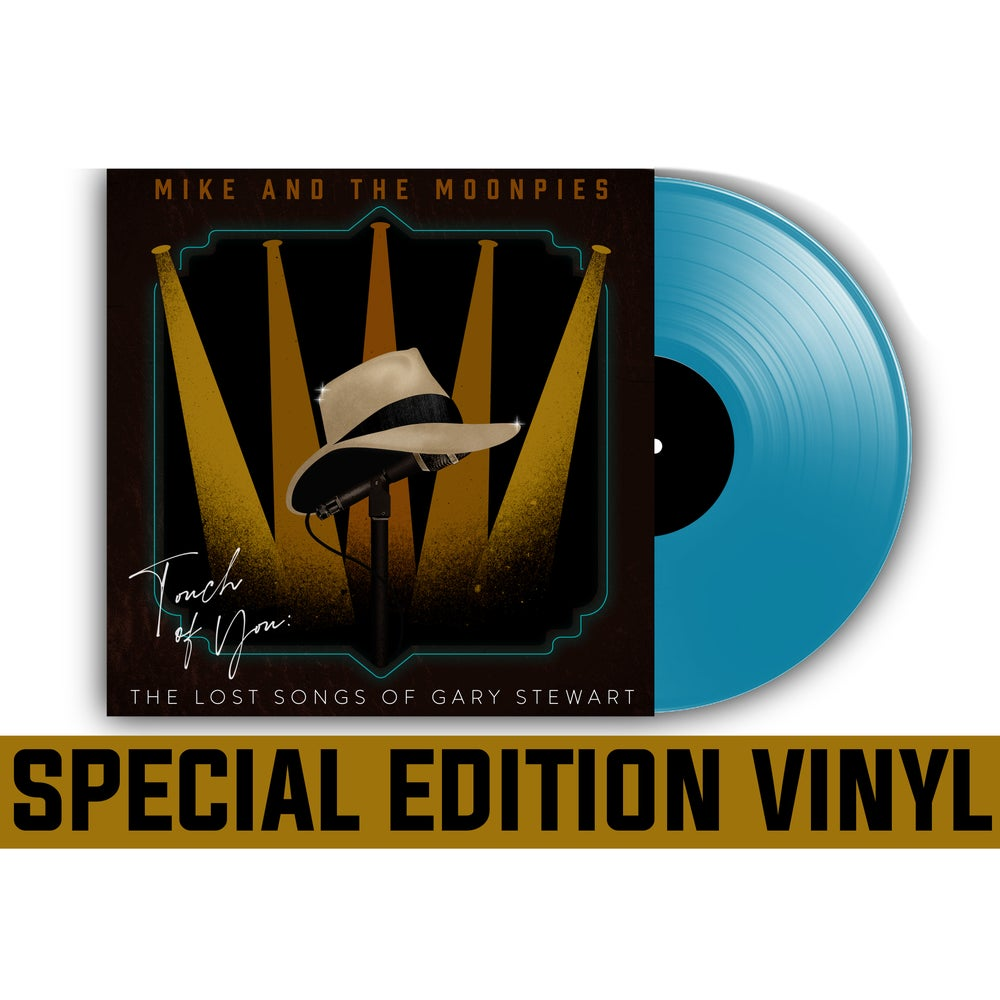 Image of SPECIAL EDITION VINYL *PREORDER* - 'Touch of You: The Lost Songs of Gary Stewart'