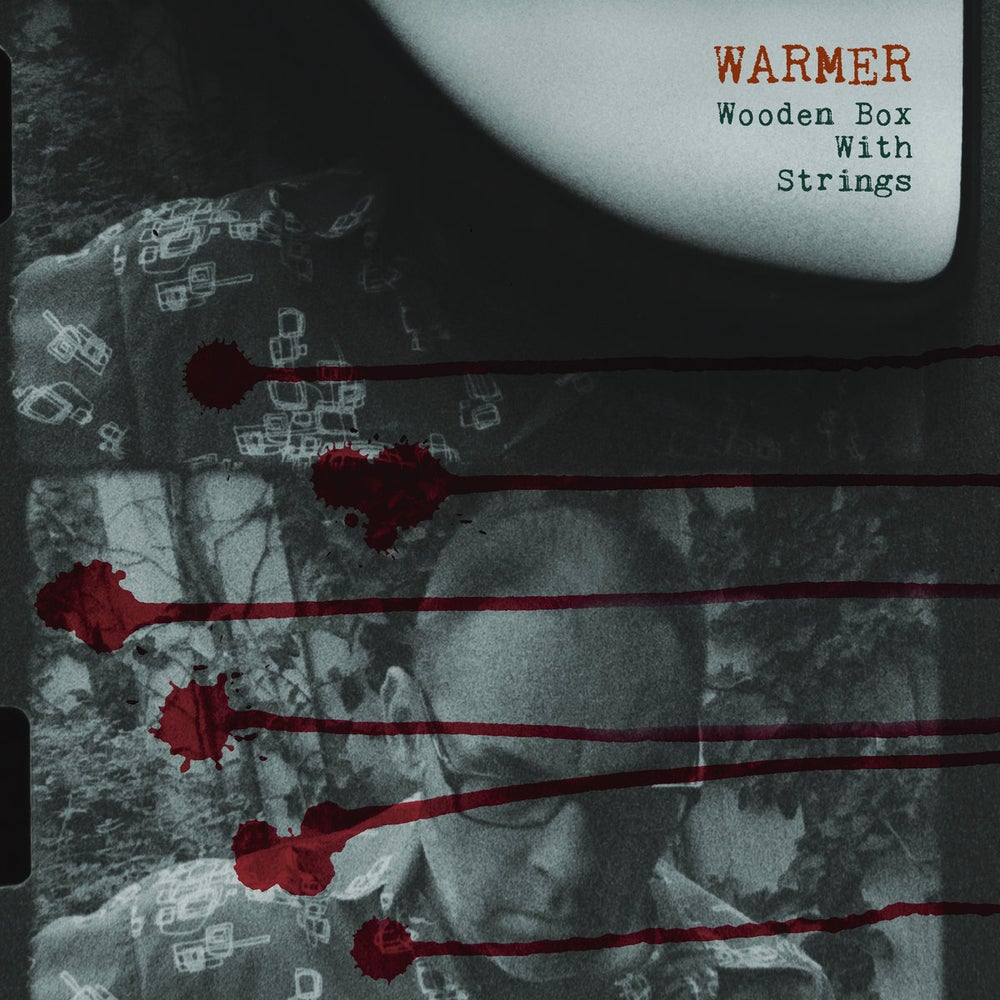 """Image of WARMER :: Wooden Box With Strings (12"""" LP)"""