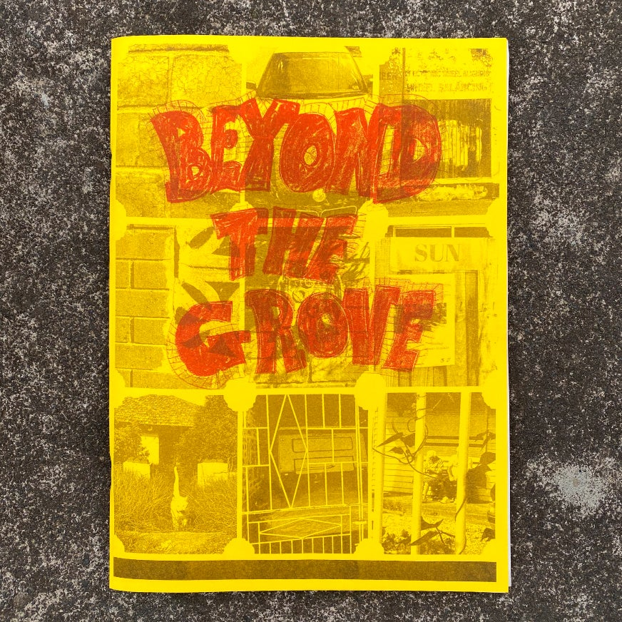 Image of Beyond The Grove by Ben Jones