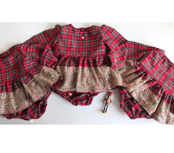 Image of Sparkle tartan