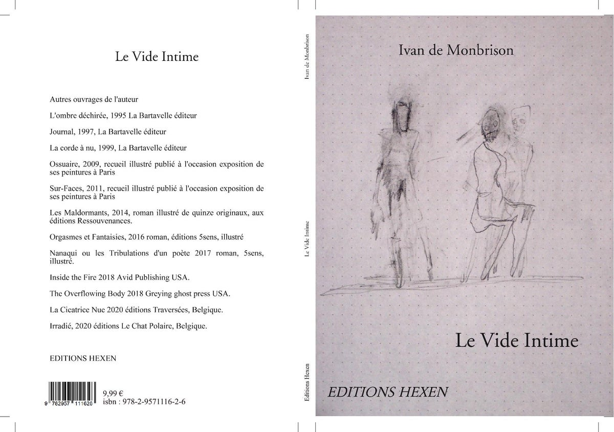 Image of LE VIDE INTIME