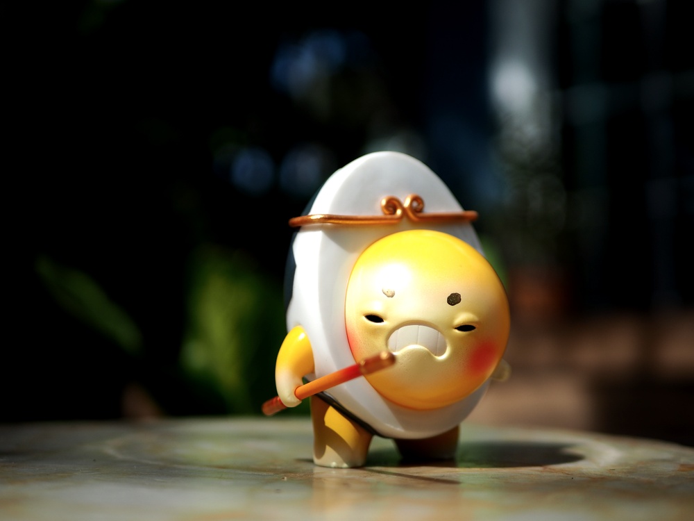 Image of Mr. Yolk【 Monkey King 】