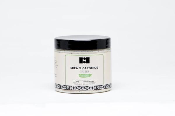 Image of Shea Sugar Scrub - Lemongrass