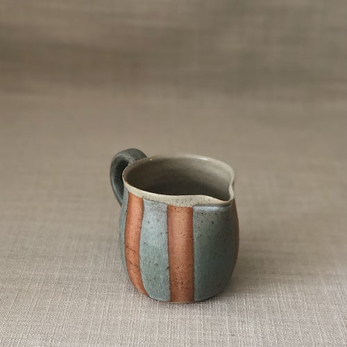 Image of HIGHWATER DARK STRIPY SMALL JUG
