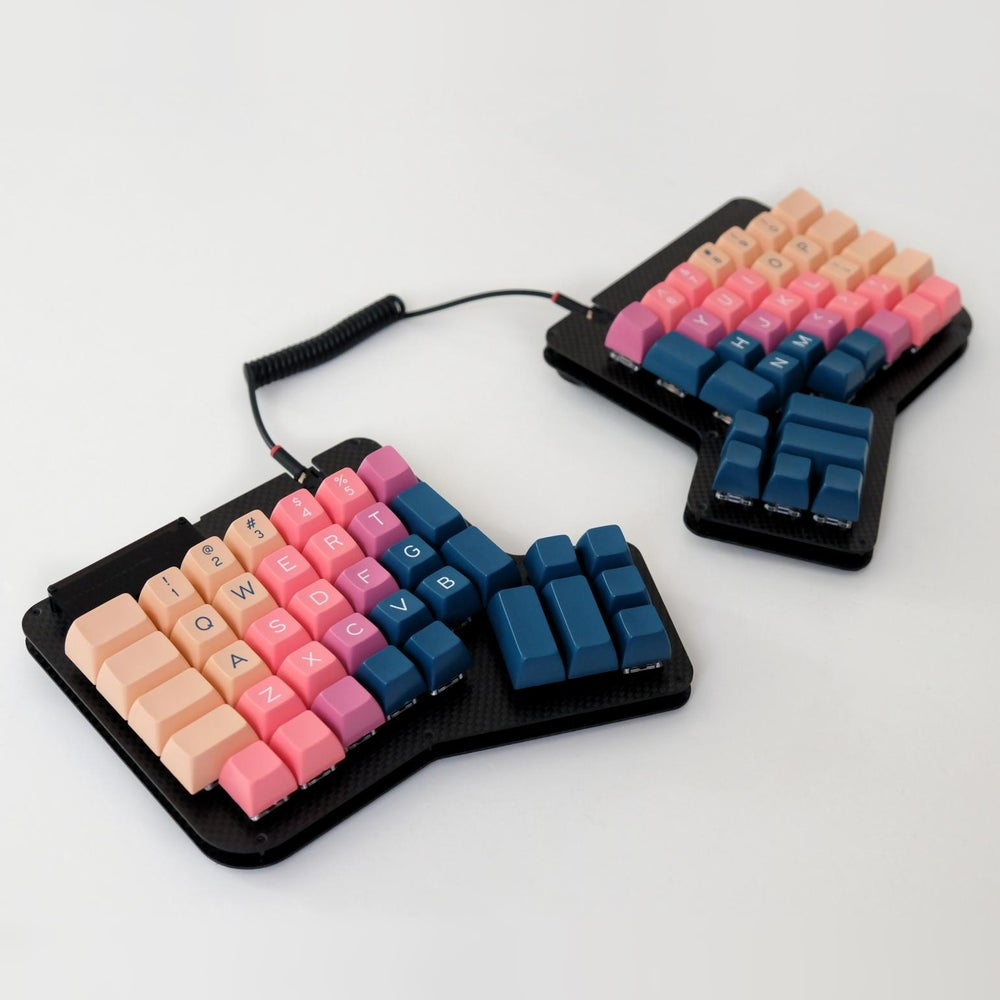 Image of SA Vilebloom Ergodox Keyset