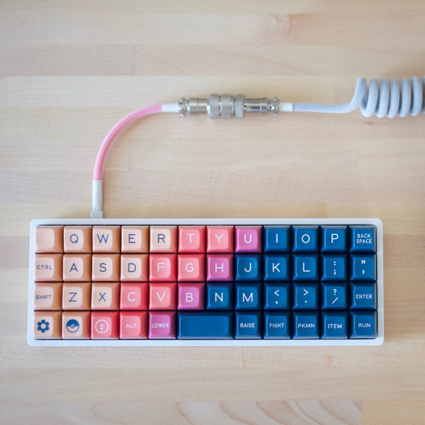 Image of SA Vilebloom Ortholinear Keyset