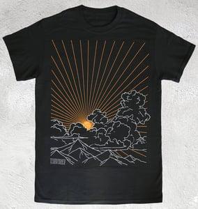 Image of Scattered Sun - Black