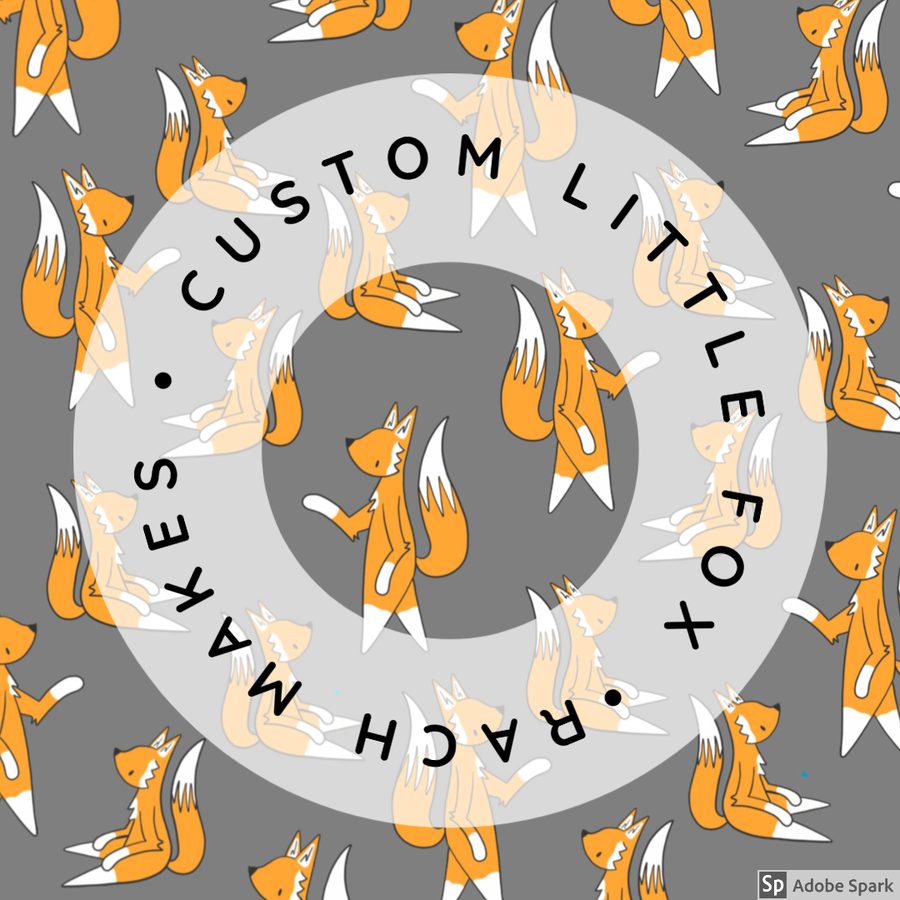 Image of Custom Little Fox