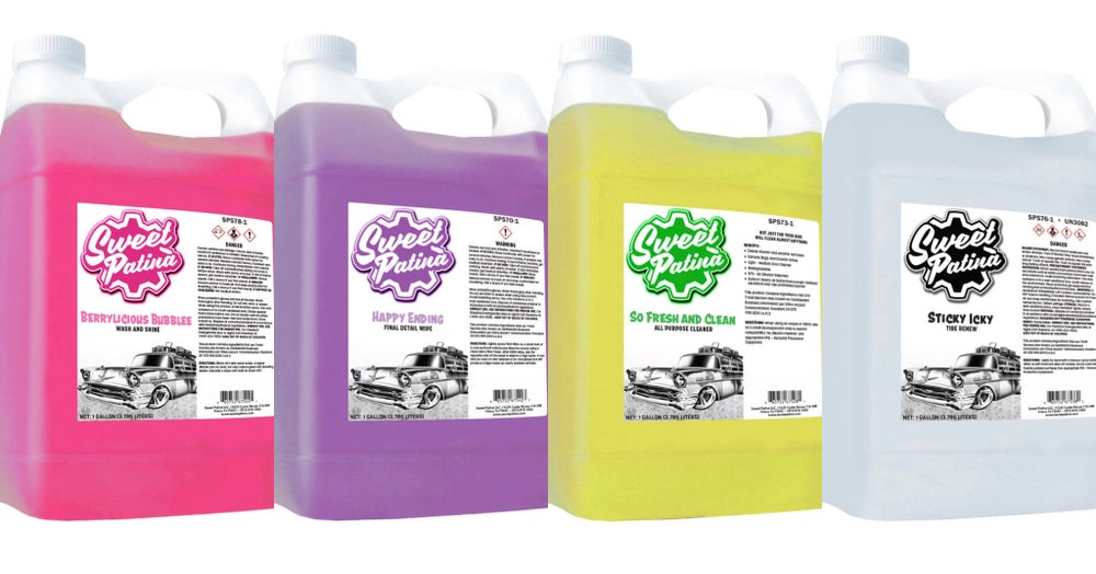 Image of 4 Pack Gallon Kit / Free Shipping