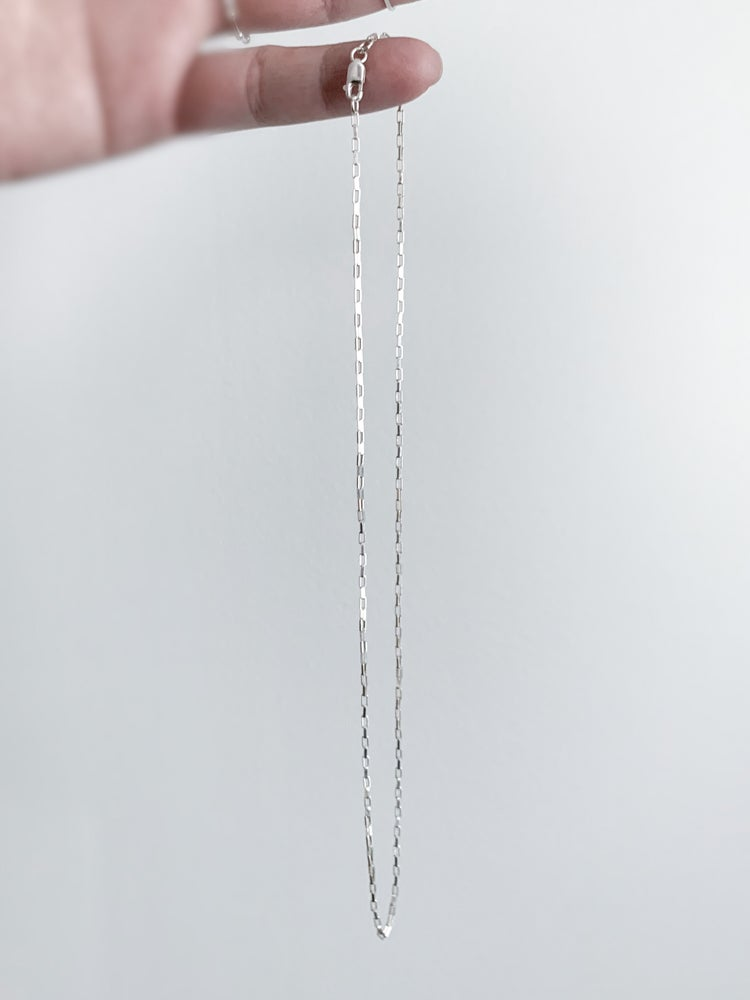 Image of Plain Chain - Anklets, Bracelets, Necklaces