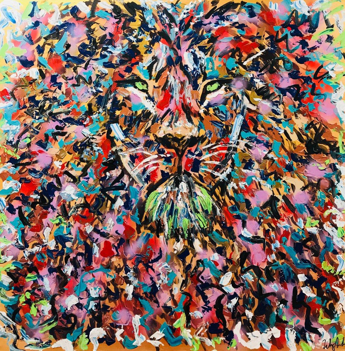"Image of ""Hunter"" Canvas Print"