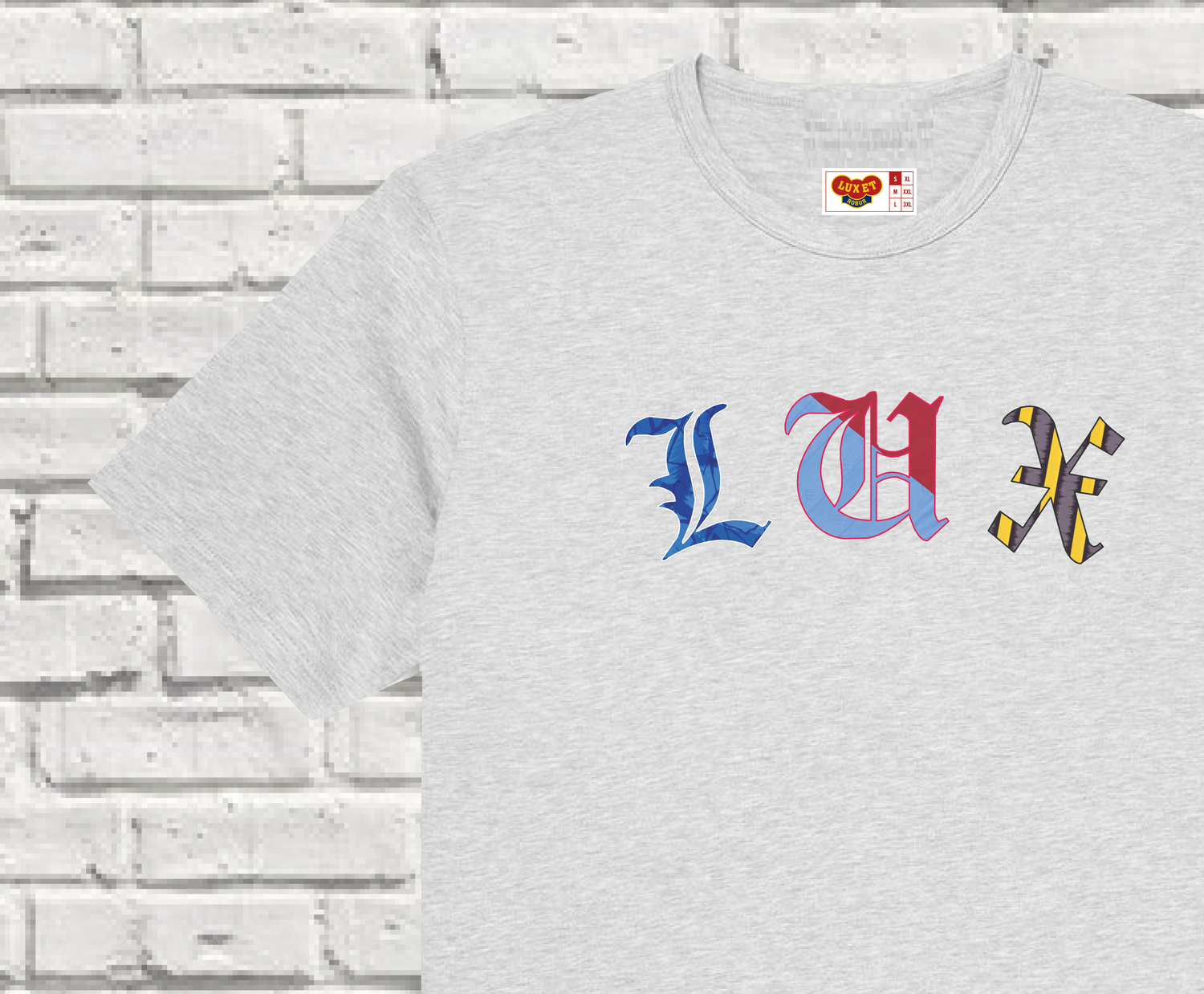 Image of LUX KITS // TEE