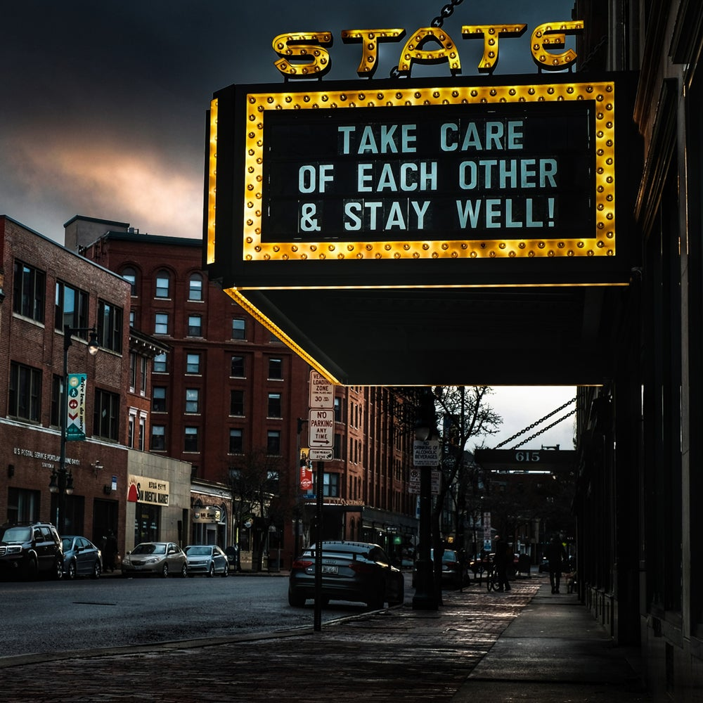 Image of Special Marquee Message