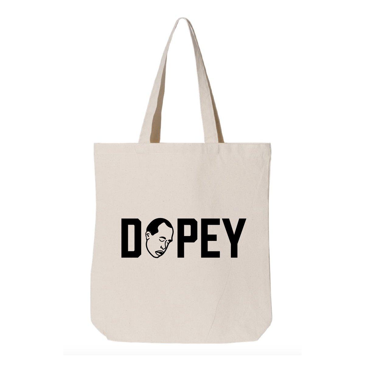 DOPEY TOTE BAG
