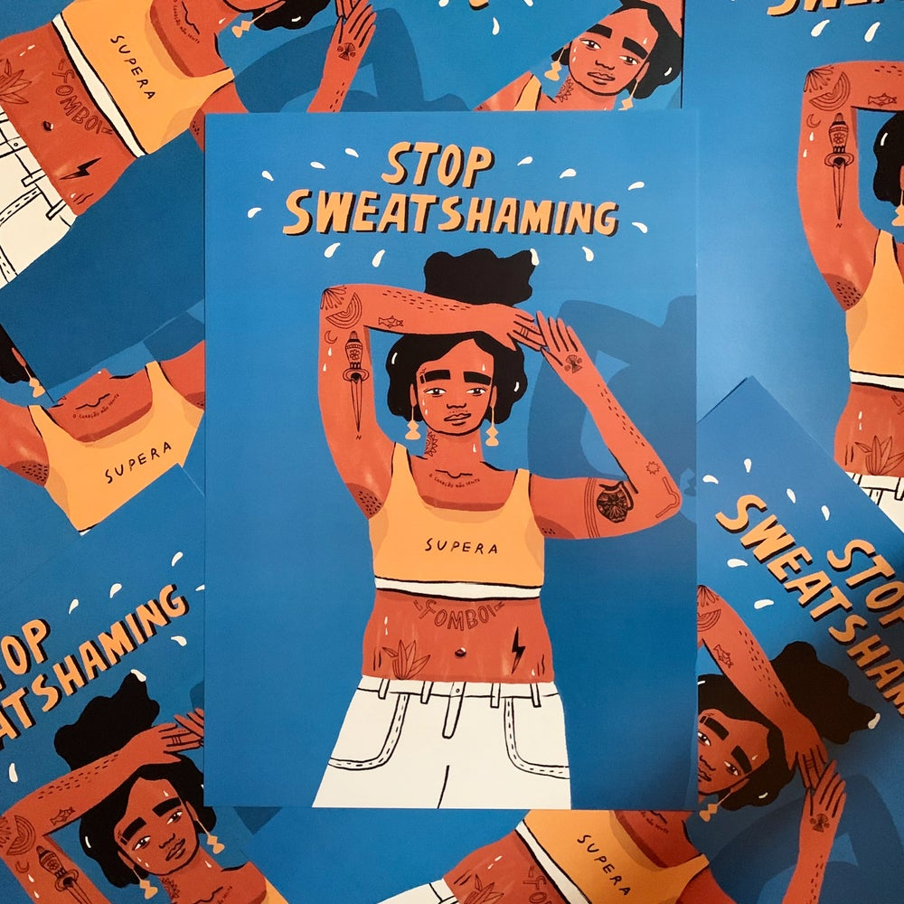 Image of STOP SWEATSHAMING