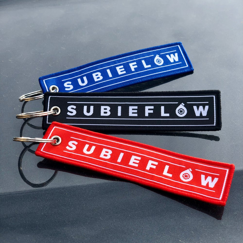 Image of SubieFlow Jet Tags