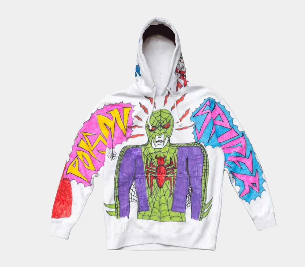 Image of Poison Spider Hoodie