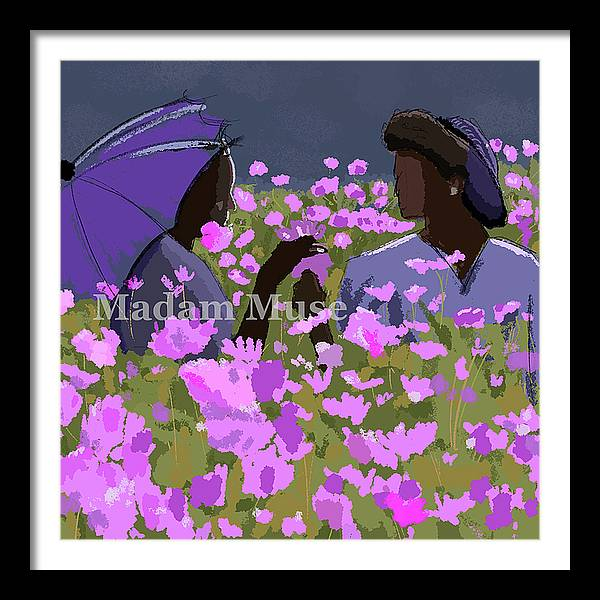 "Image of ""Color Purple"" Limited Edition Prints"
