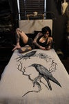 A MURDER OF CROWS: Cauda Corvus