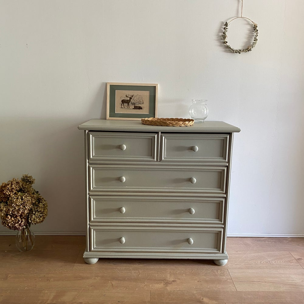 Image of Commode #511
