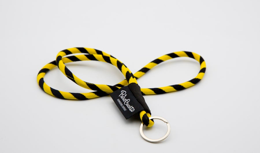 Image of Lanyard Black´nYellow