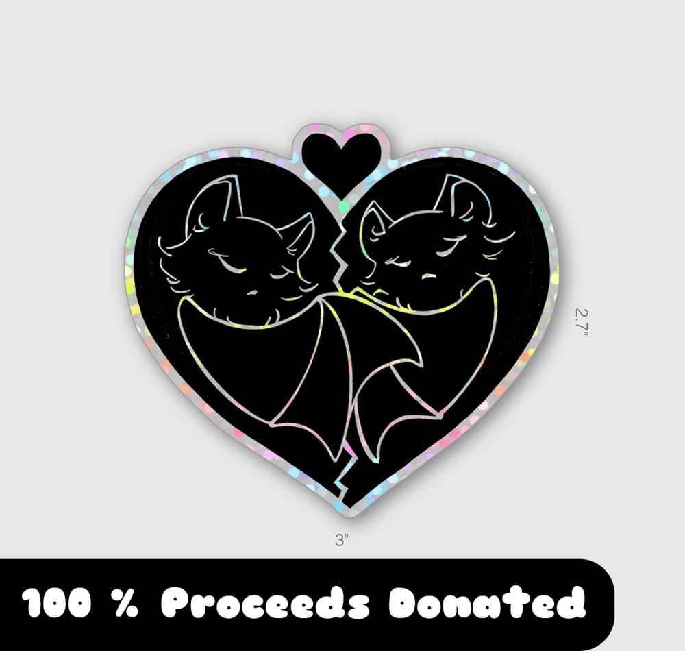 Fundraiser Sticker: Campaign Zero