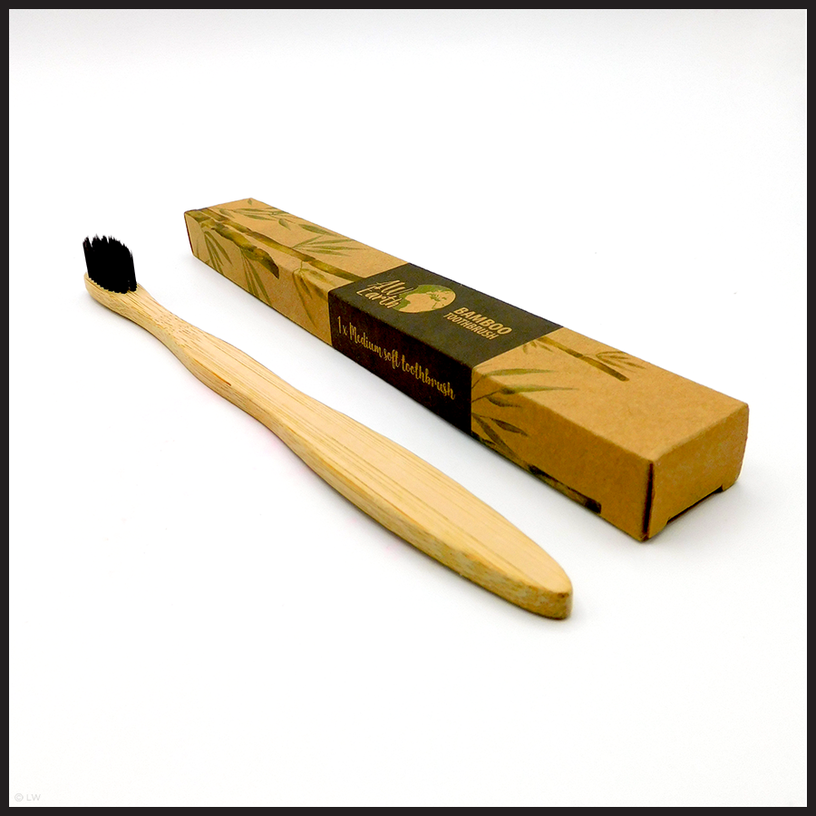 PLASTIC FREE BAMBOO TOOTH BRUSH