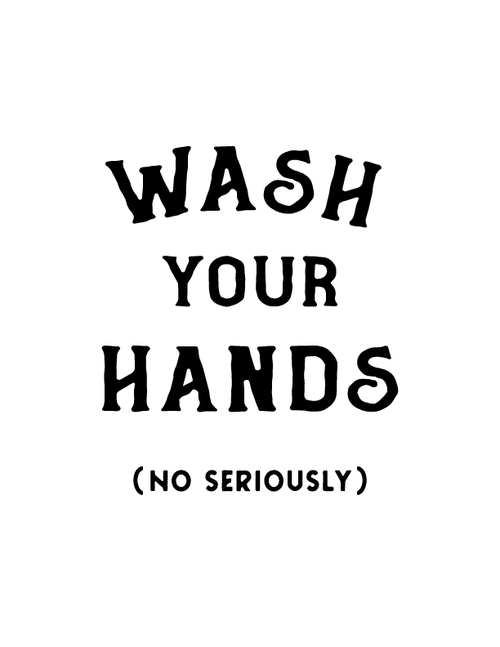 Image of Wash Your Hands