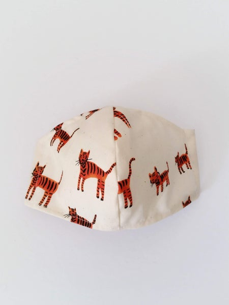 Image of WOMENS Mask - Tiger