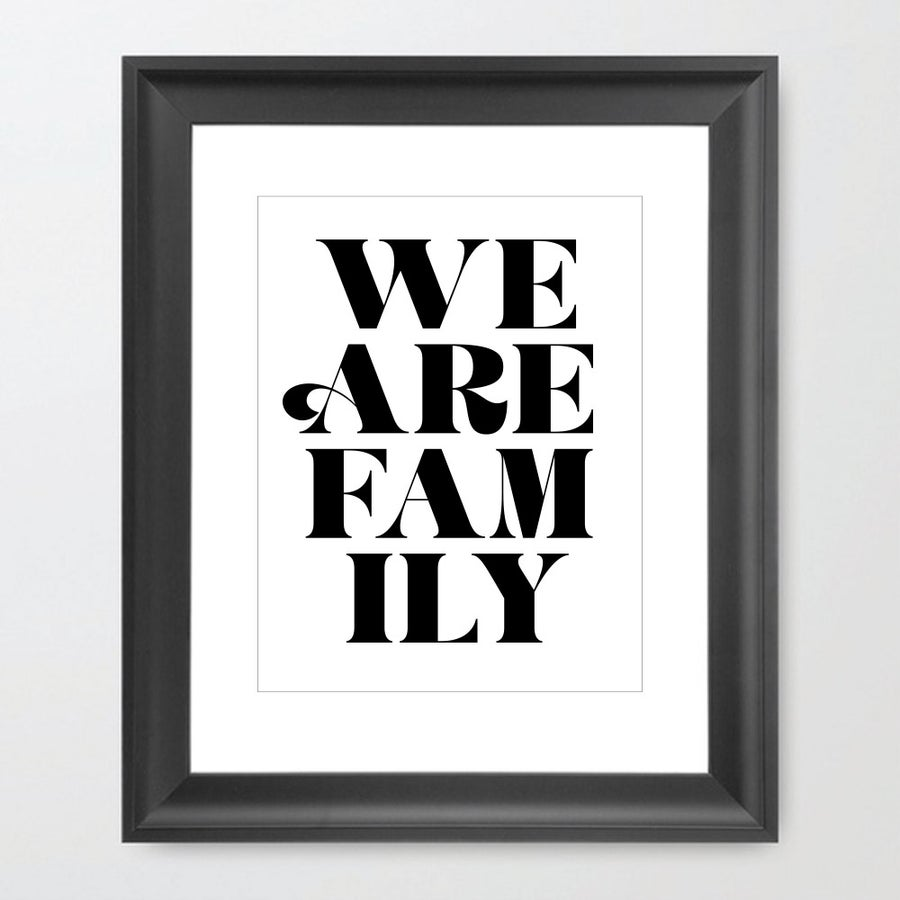 Image of We Are Family