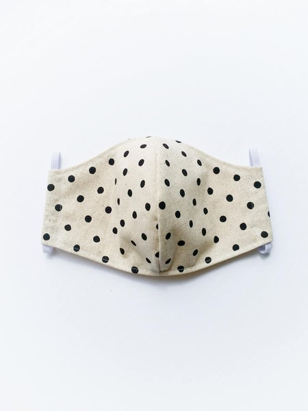Image of MENS Mask - Japanese Linen