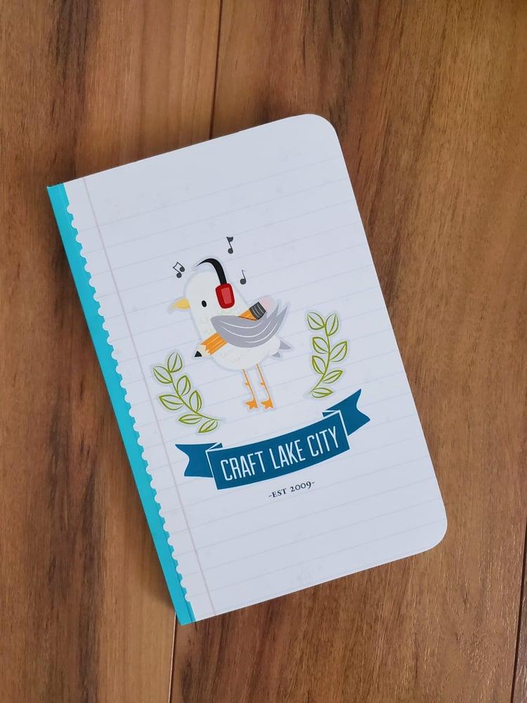 Image of Craft Lake City Journal - Seagull