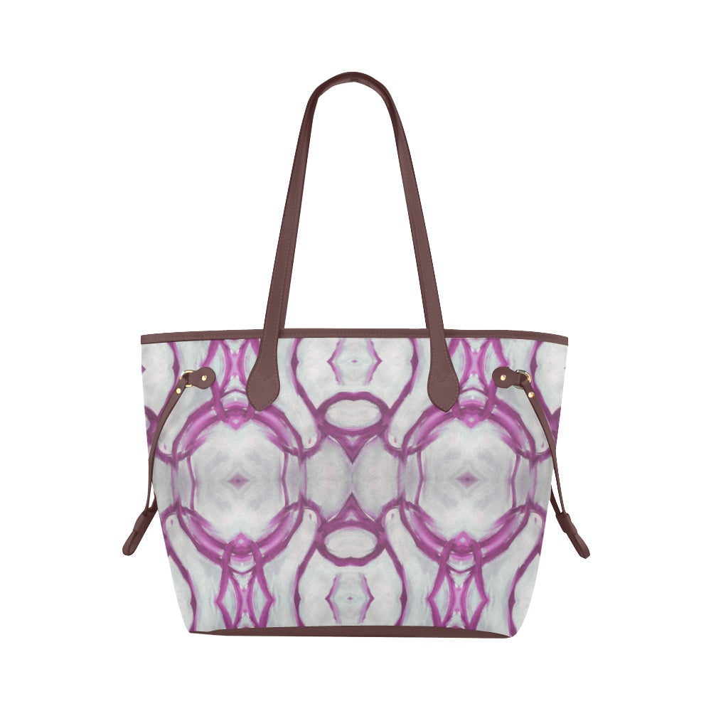 Image of Beth Fushia Waterproof Tote
