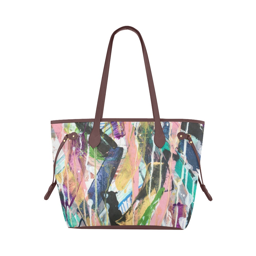 Image of Graffiti Waterproof Tote