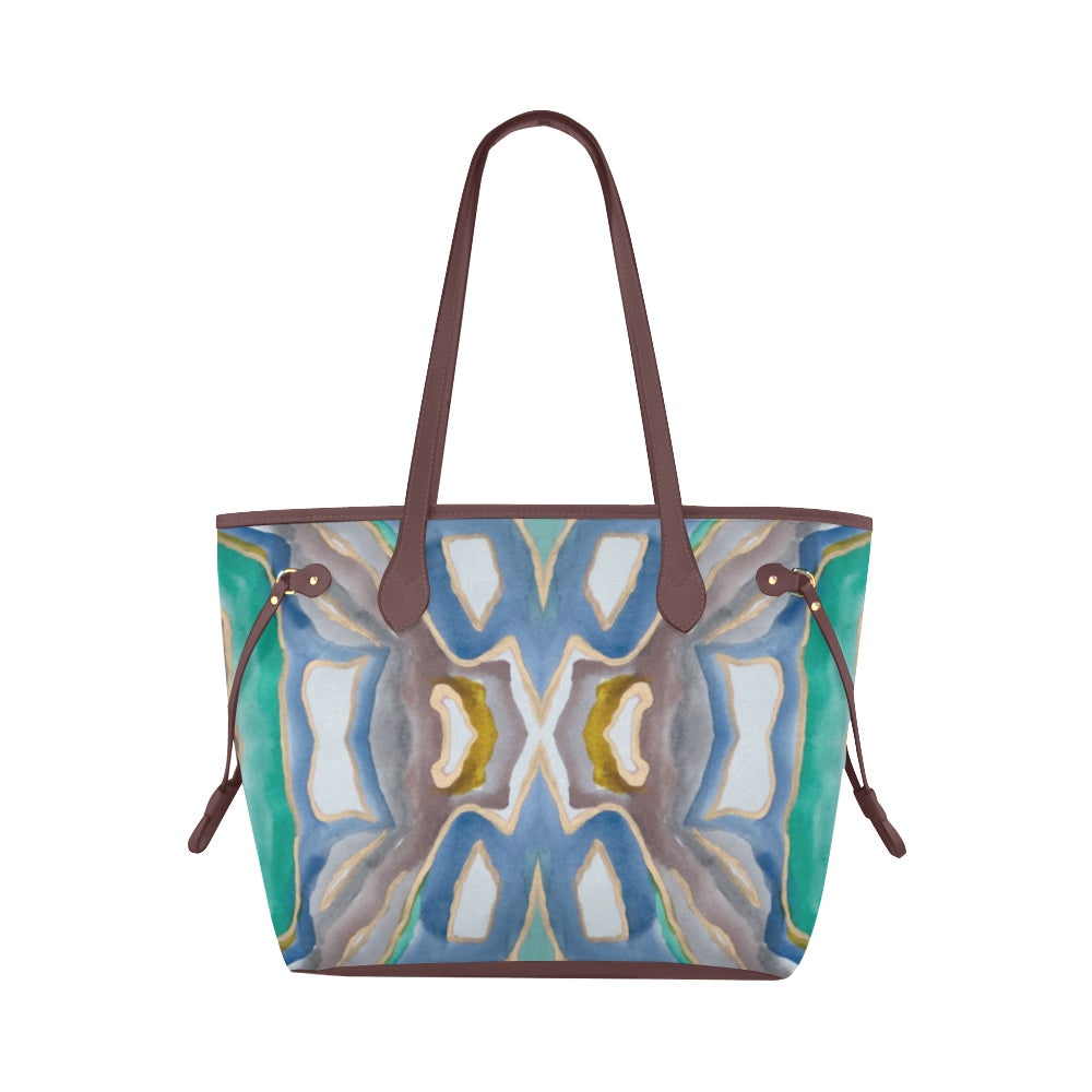 Image of Emerald Waterproof Tote