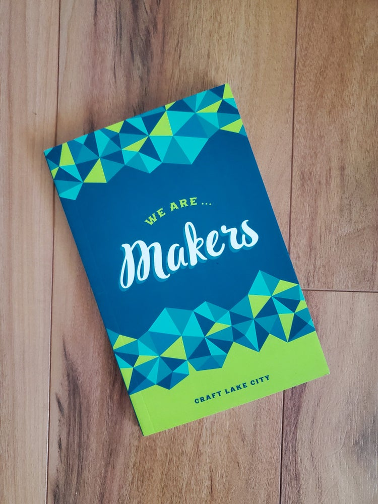 Image of Craft Lake City Journal - Makers