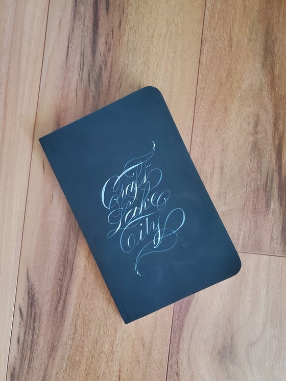 Image of Craft Lake City Journal - Calligraphy