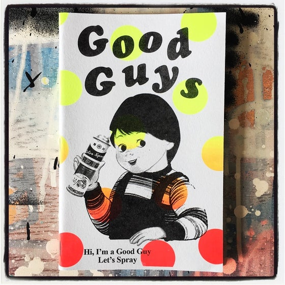 Image of GOOD GUYS ZINE