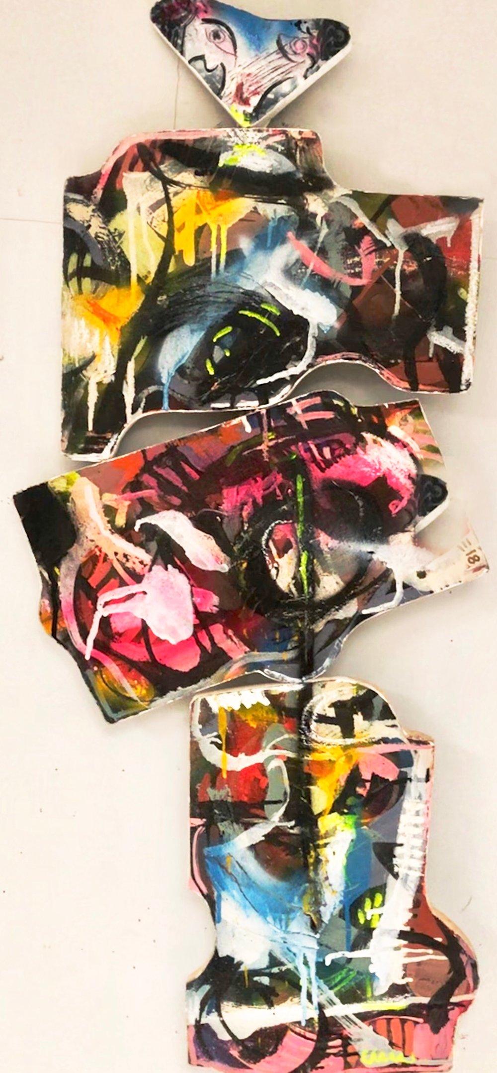 Image of The kimono