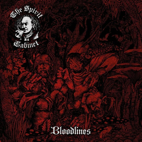 "Image of The Spirit Cabinet - Bloodlines (12"" LP)"