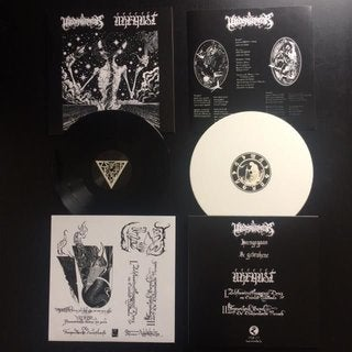 "Image of Wederganger / Urfaust - ""Split"" 12""LP"