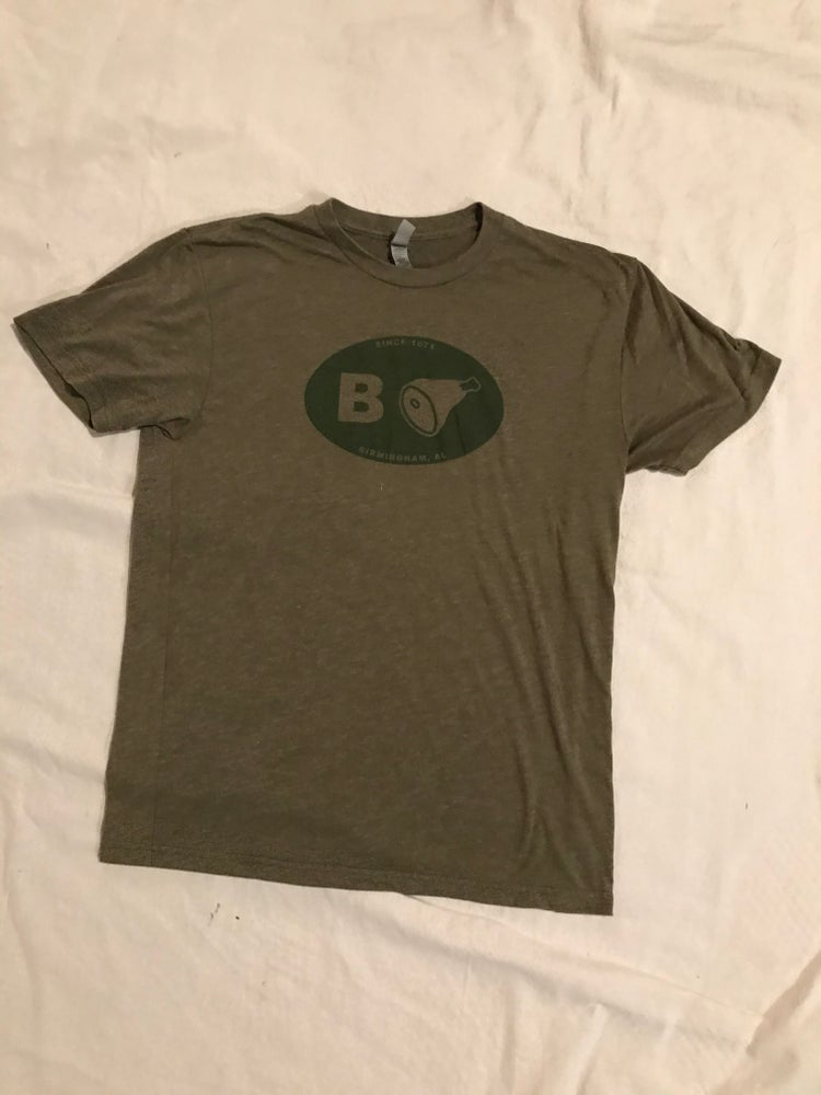 Image of Classic Tee Miltary Green