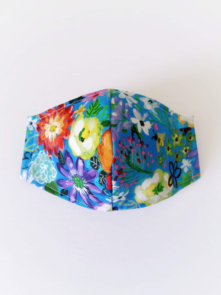 Image of WOMENS Mask - Bloom