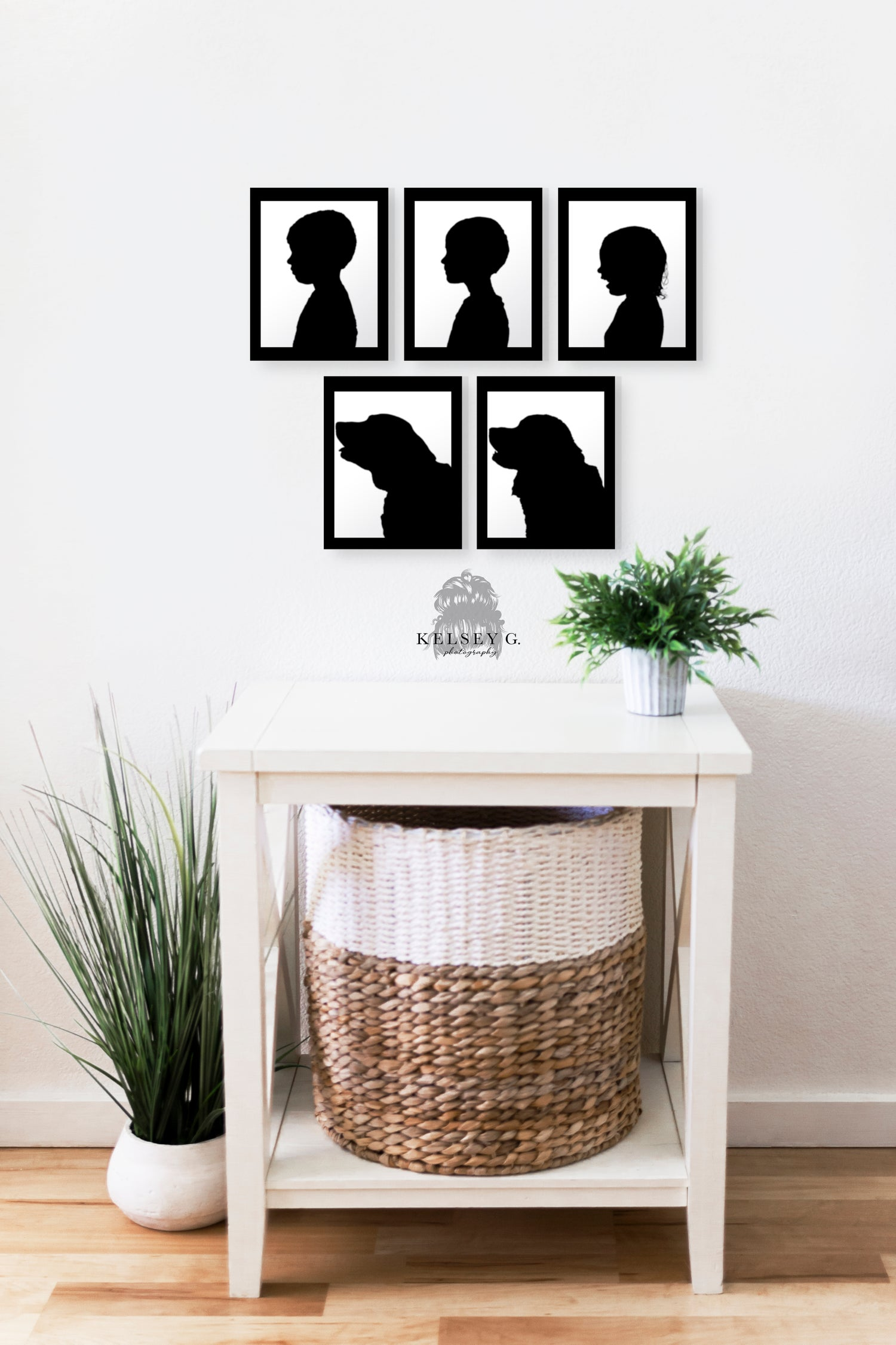 Image of Silhouette Wall Art